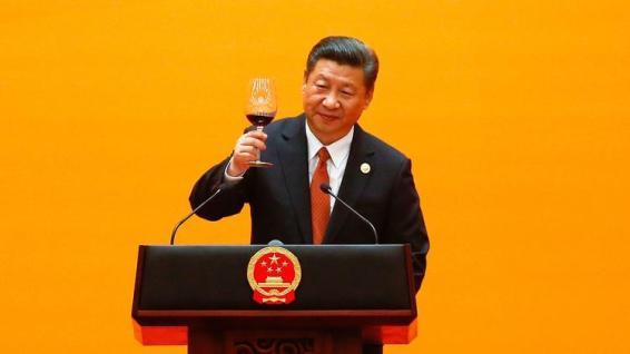 Xi Jinping BRF